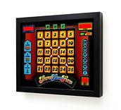 Gottleib Pinball Art USA Pinball Backglass Art