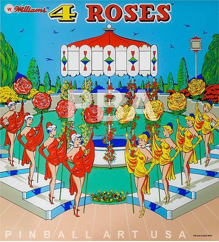 4-Roses 1962 Williams