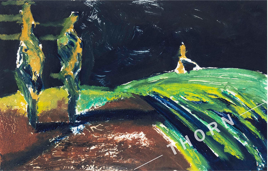 Night Landscape by Tom Byrne