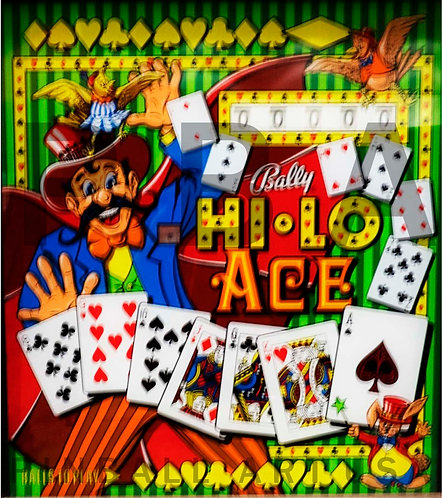 Hi Lo Ace 1973 Bally
