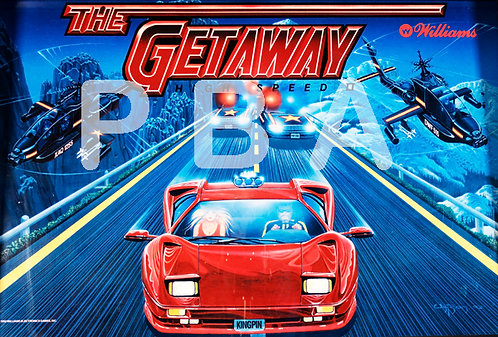 The Getaway 1992 Williams