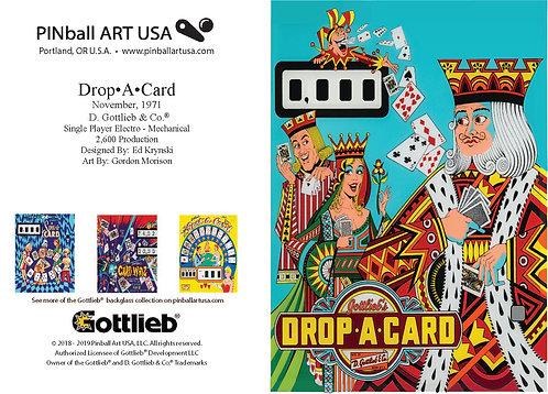 Drop-A-Card Greeting Card