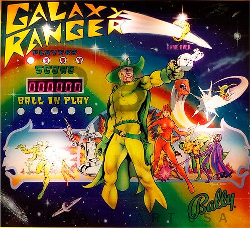 Galaxy Ranger 1978 Bally
