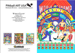 World Champ Greeting Card