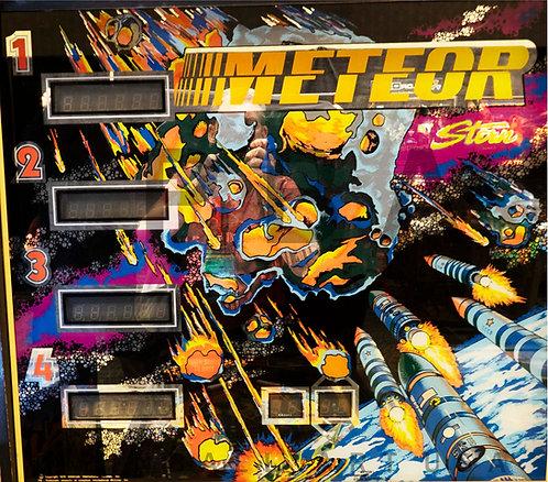 Meteor 1979 Stern