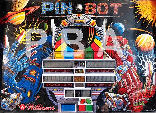 Pin Bot 1986 Williams