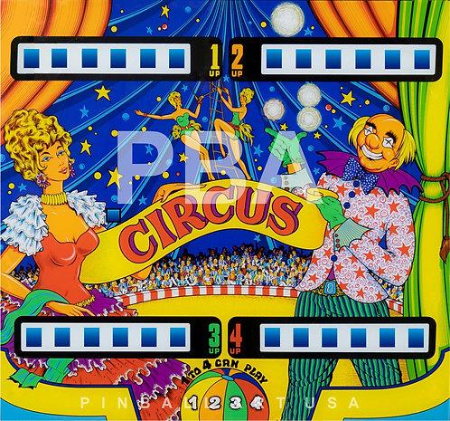 Circus 1977 Zaccaria