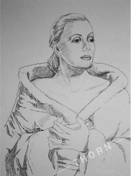 Garbo by Karen Thornberg