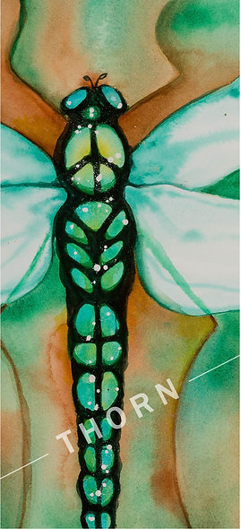 Angi's Dragonfly by Karen Thornberg
