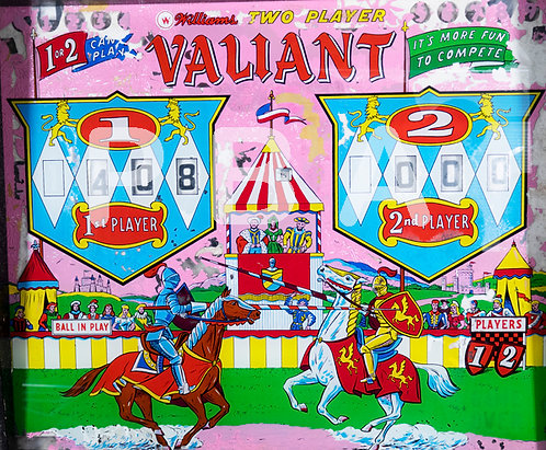 Valiant 1962 Williams