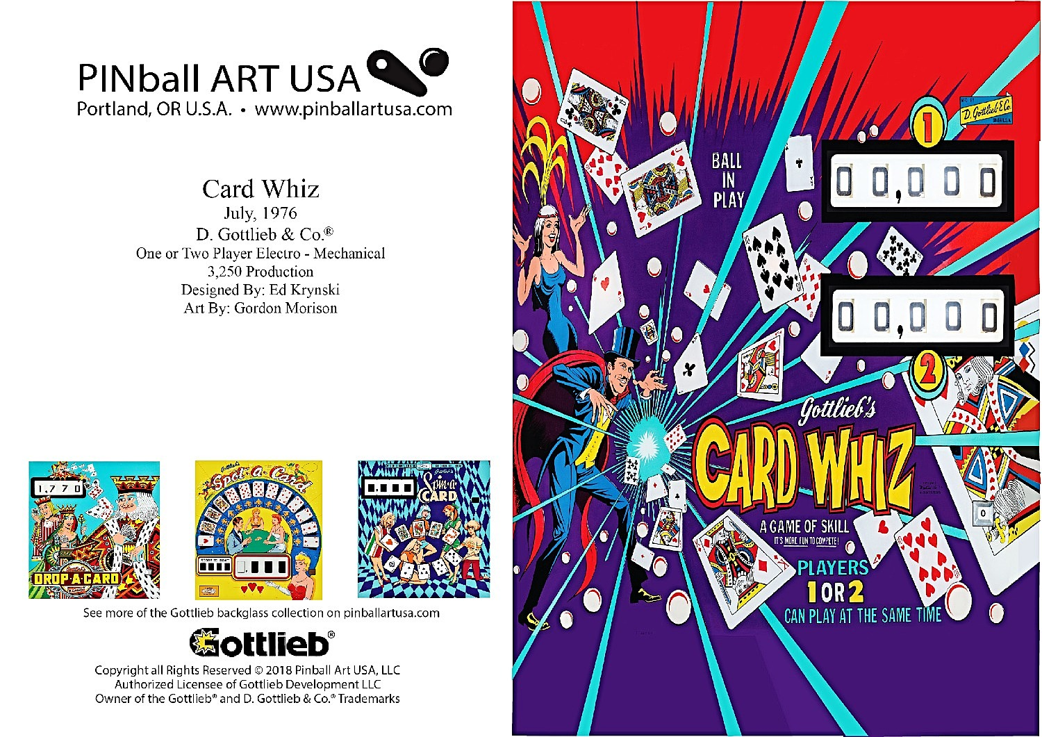 Card Whiz Greeting Card
