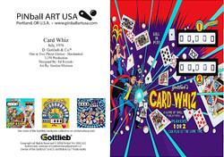 Card Whiz Greeting Card