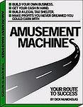 Amusement Machine Dick McNicholas Pinball Art USA