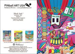 Black Jack full card