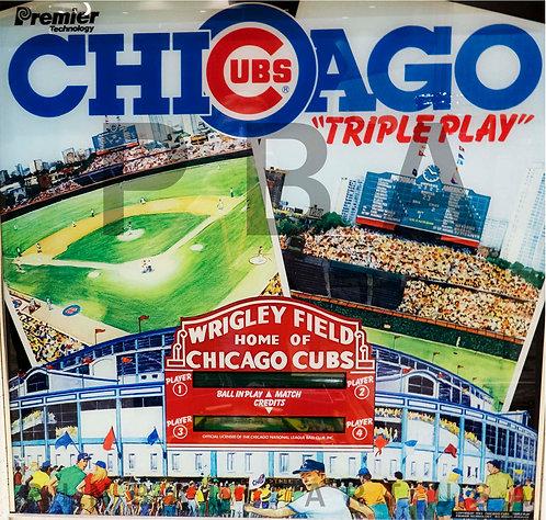 Chicago Cubs 1985 Premier