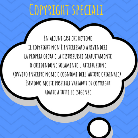 Copyright speciali