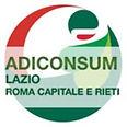 Logo Adiconsum Lazio, Associazione Consumatori