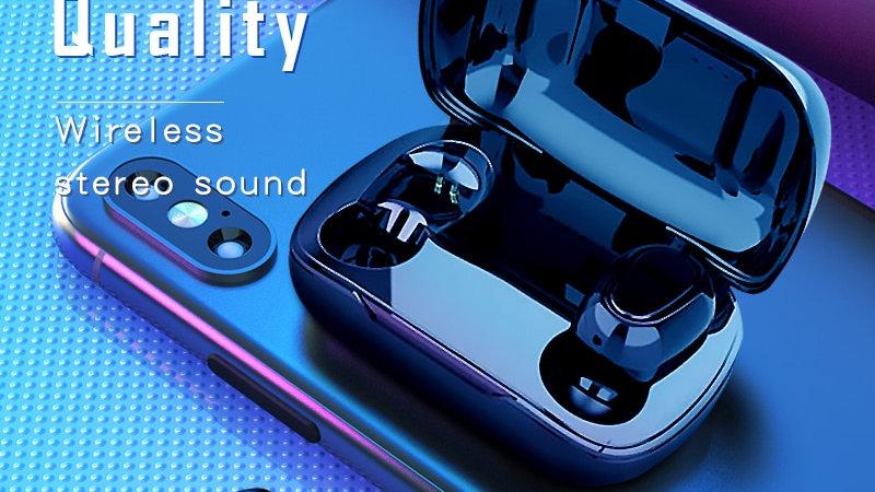Headphone Bluetooth Earphone L21 HIFI Sounds Wireless