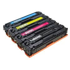 HPCE412A Yellow Compatible Toner Cartridge