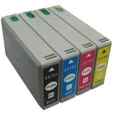 T6761XL High Yield Black Compatible  Inkjet Cartridge