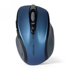 MOUSE KENSINGTON PRO FIT MID SIZE WIRELESS SAPPHIRE