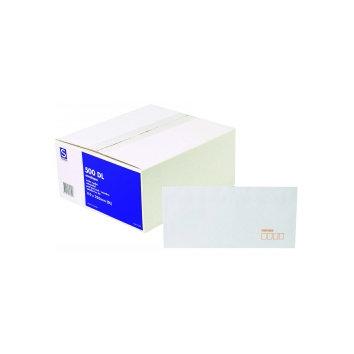 DL Envelope Plainface Pk500