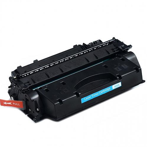 HPCE505X High Yield Black Compatible Toner Cartridge