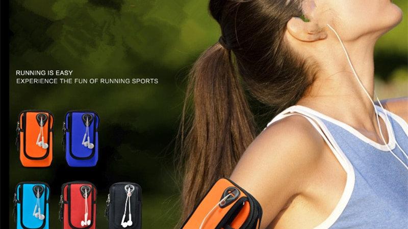 Sports Running Armband Bag