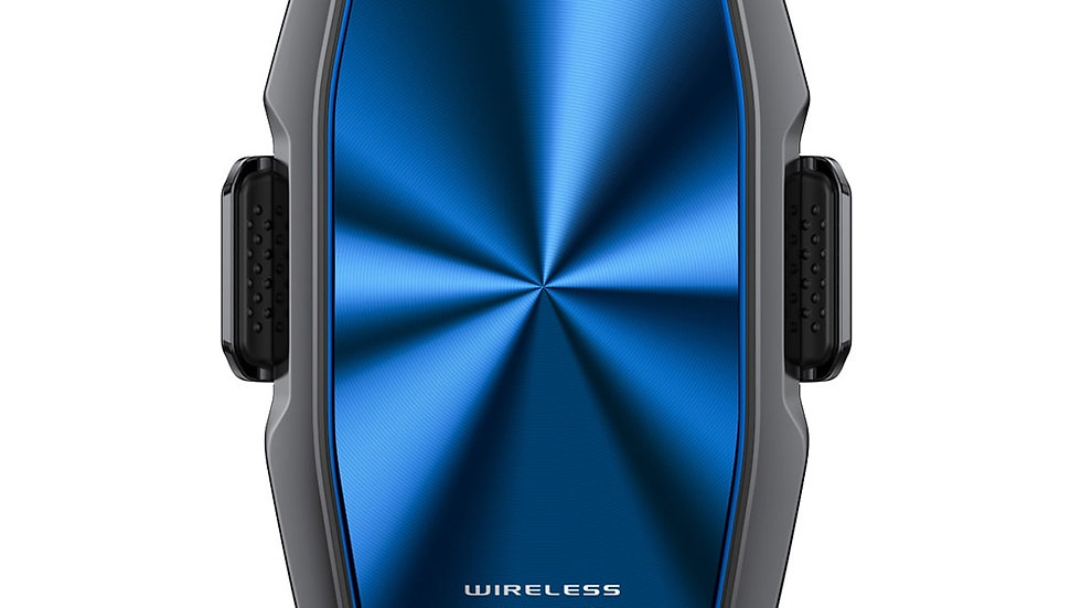 Qi Super Capacitor Wireless Car Phone Charger 15W Fast Charge