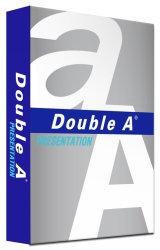 COPY PAPER DOUBLE A A4 100GSM (PRESENTATION ) WHITE PK500