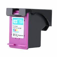 HP61XLC High Yield 3C  Remanufactured  Inkjet Cartridge $30