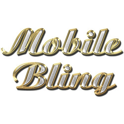 Mobile Bling Stacked Sq