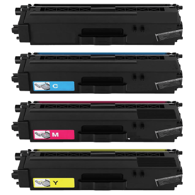 Brother TN349C High Yield Cyan Compatible Toner Cartridge