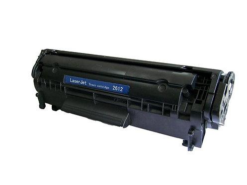 HPQ2612A/ FX9 Black Compatible Toner Cartridge