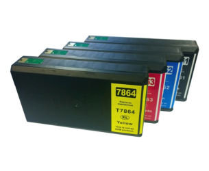 T7862XL High Yield Cyan Compatible  Inkjet Cartridge