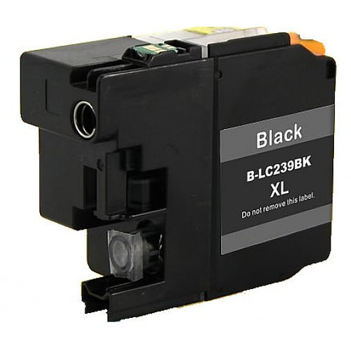 LC239XL BK High Yield Black Compatible Inkjet Cartridge