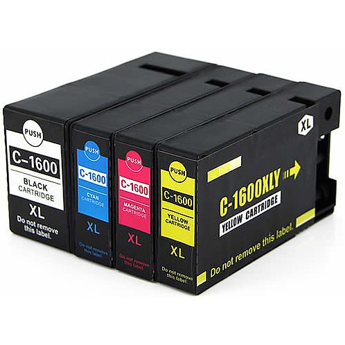 PGI 1600BKXL High Yield Black Compatible Inkjet Cartridge