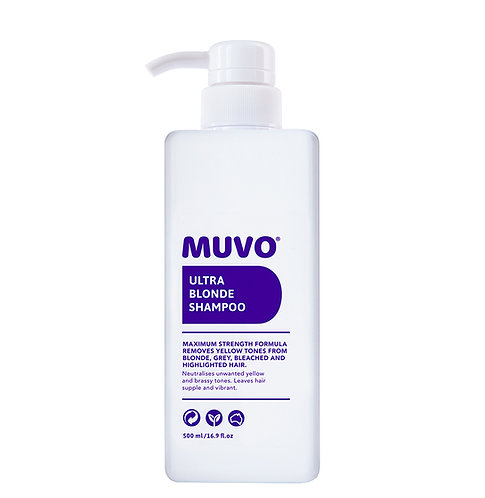 Muvo Ultra Blonde Shampoo