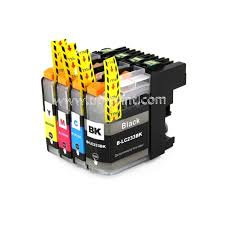 LC235Y Yellow Compatible Inkjet Cartridge