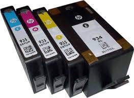 HP935CXL High Yield Cyan Compatible  Inkjet Cartridge