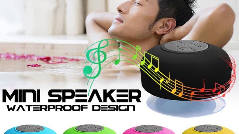 Portable Bluetooth Speaker Waterproof Wireless Speaker