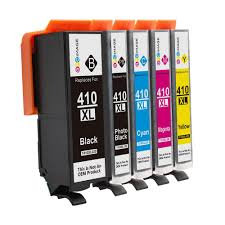 T410XL Cyan Compatible  Inkjet Cartridge