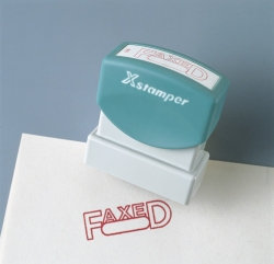 X-STAMPER 1314 PROCESSED RED