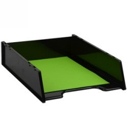 ITALPLAST GREENR RECYCLED A4 MULTI FIT DOCUMENT TRAY