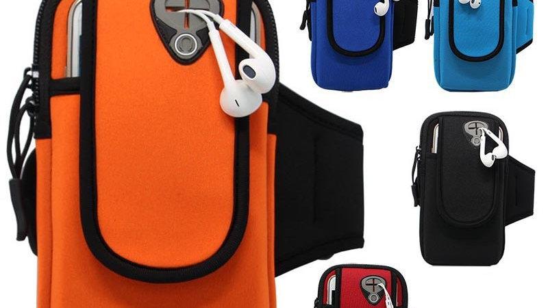Sports Running Armband Bag Case Waterproof