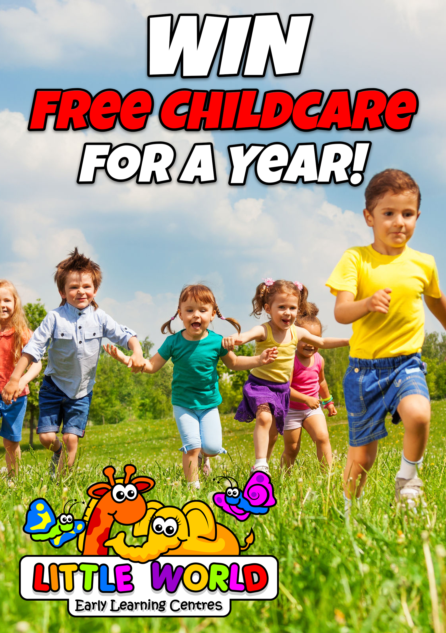 WIN Free Child Care Little World