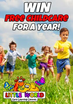 WIN Free Child Care Little World