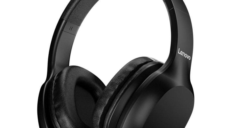 Original Lenovo HD100 Wireless Bluetooth Earphone Smart Noise Reduction