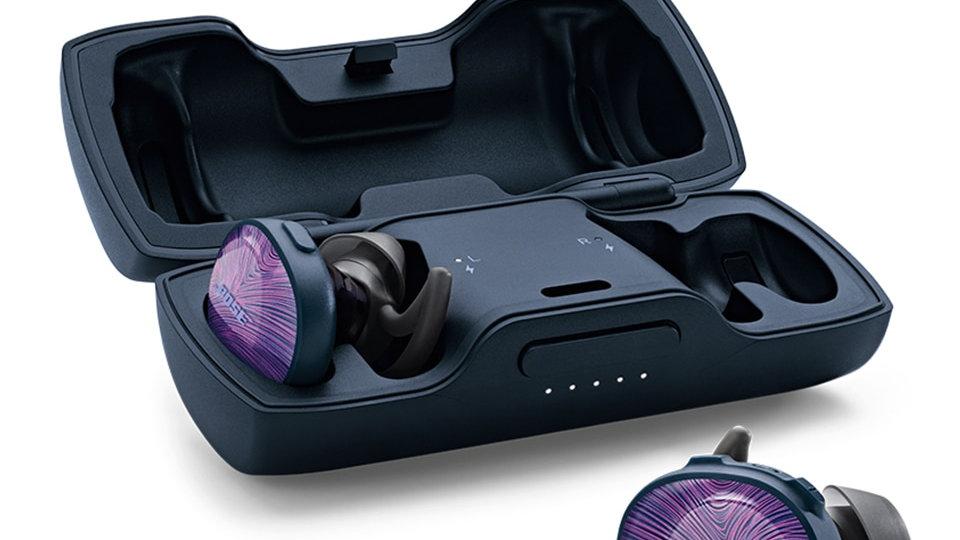 Bose SoundSport True Wireless Bluetooth Earbuds Waterproof Sweatproof with Mic