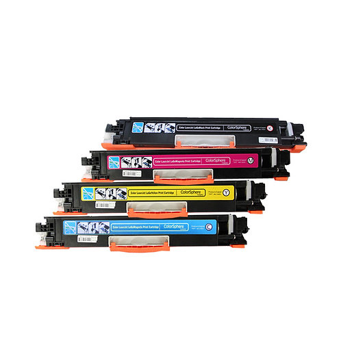 HPCE311A  Cyan Compatible Toner Cartridge